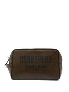 Dsquared2 несессер с логотипом