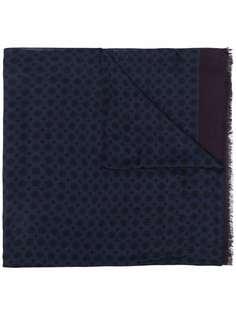 Altea платок с геометричным узором