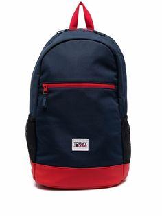 Tommy Hilfiger рюкзак на молнии с нашивкой-логотипом