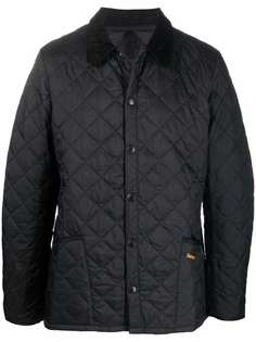Barbour стеганая куртка Liddesdale