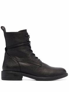 Geox массивные ботинки на шнуровке