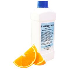 DIAMANT Diamant, антисептик-дезинфектор для рук (апельсин), 1 л