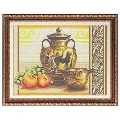 «Греческая ваза» 37,5х26см - схема для вышивки бисером Золотая Иголочка