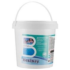 Дезинфектор комплексного действия Bestway. Длительное обеззараживание и осветление воды