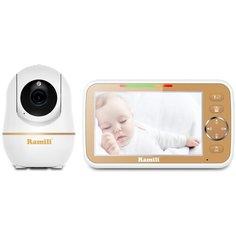 Видеоняня Ramili Baby RV600 белый