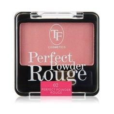 TF Cosmetics румяна компактные Perfect Powder Rouge 02 розалия