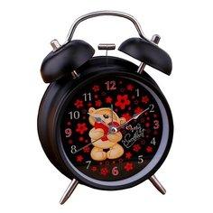 Часы настольные Yiwu Zhousima Crafts I Love you 2770113 черный