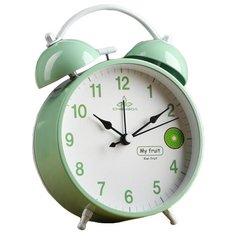 Часы настольные Yiwu Zhousima Crafts Таркио 4519059 зеленый