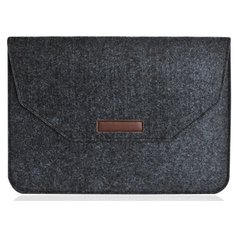 Аксессуар Конверт 13-inch Gurdini для APPLE MacBook Pro Retina/Pro Retina(USB-C)/Air /Air (USB-C) Black 902279