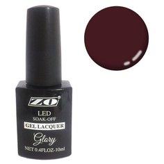 Гель-лак для ногтей ZO Glory, 10 мл, 050 глубокий фиолетовый