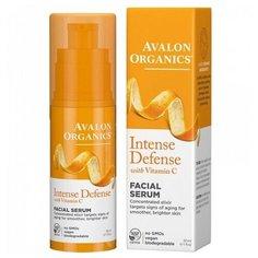AVALON ORGANICS Сыворотка для лица с витамином С