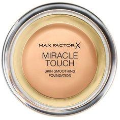 Max Factor Тональный крем Miracle Touch Skin Smoothing Foundation, 11.5 г, оттенок: 75 Golden