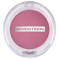 Seventeen Румяна компактные Natural Matte Silky Blusher 04 Rose