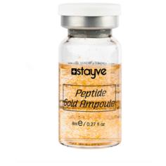 Stayve EGF Peptide Gold Ampoule Сыворотка для лица под мезороллер /дермапен с золотыми пептидами, 1 шт x 8 мл