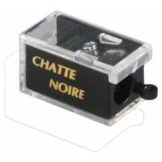 Точилка с контейнером для косметических карандашей Chatte Noire