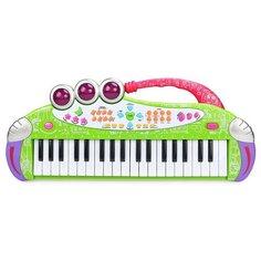 Nickelodeon пианино Губка Боб Весенняя мелодия SPB0908-005 зеленый