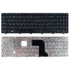Клавиатура для ноутбука DELL Inspiron N5010 черная