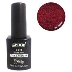 Гель-лак для ногтей ZO Glory, 10 мл, 088 рубиновый перламутр