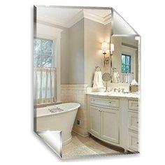 Зеркало Mixline Конверт 537537 49.5*68.5 см без рамы