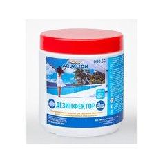 Дезинфектор быстрый стабильный хлор гранулы 0,5кг ТМ Aqualeon DB0.5G