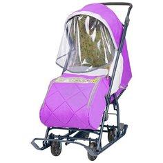 Санки-коляска Nika Наши детки 3