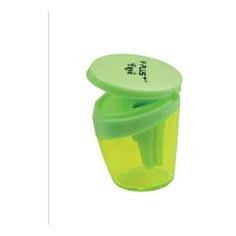 Точилка Y-Plus Faye пластиковая 1 отверстие с контейнером