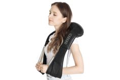 Роликовый массажер MyPads TT-435 для шеи и спины