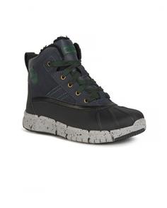 Черные ботинки Geox цв. черный 38