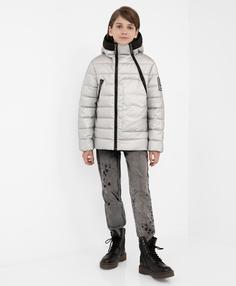 Куртка демисезонная с капюшоном Gulliver