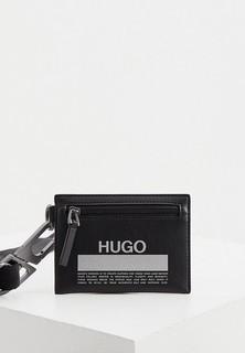 Кредитница и брелок Hugo