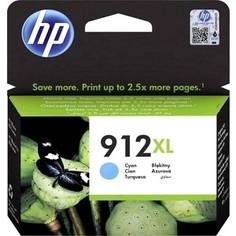 Картридж струйный HP 912XL 3YL81AE голубой (825стр.) (3YL81AE)