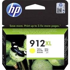 Картридж струйный HP 912XL 3YL83AE желтый (825стр.) (3YL83AE)