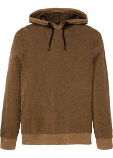Пуловер из биохлопка с капюшоном Bonprix