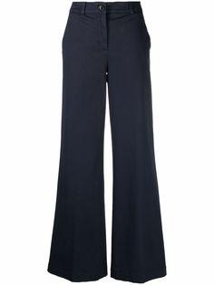 Semicouture широкие брюки строгого кроя