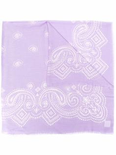 Givenchy шарф с принтом пейсли