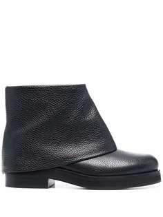JW Anderson ботинки с подворотом