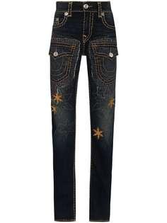 True Religion джинсы Rocco прямого кроя