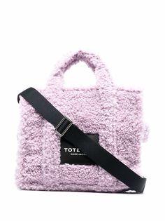 Marc Jacobs маленькая сумка-тоут The Teddy Tote Bag