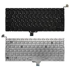 """Клавиатура для ноутбука Apple MacBook Pro 13"""" A1278 черная V.2"""