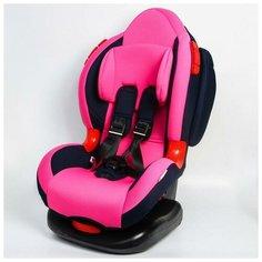 Крошка Я Удерживающее устройство для детей Крошка Я Round Isofix гр. I/II, Pink