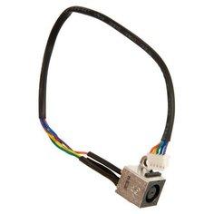 Разъем питания для ноутбука Dell Vostro 3450, Inspiron N4110 с кабелем