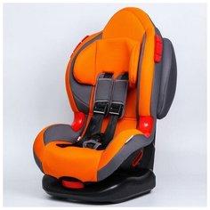 Крошка Я Удерживающее устройство для детей Крошка Я Round Isofix гр. I/II, Orange Gray