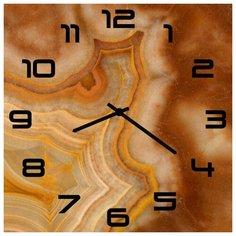 SvS Настенные часы SvS 3002868 Разводы СВС