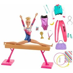 Кукла Barbie Гимнастка, GJM72