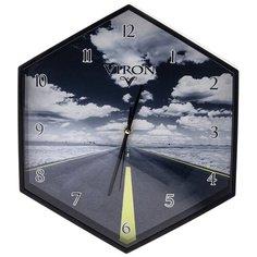 """""""Часы настенные """"""""VIRON"""""""" 34*39см """" 89820"""