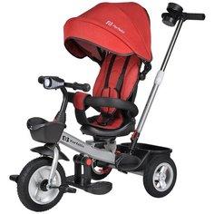 Детский трехколесный велосипед (2021) Farfello 6299 (Красный 6299)