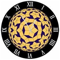 SvS Настенные часы SvS 4002930 Узор СВС
