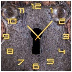 SvS Настенные часы SvS 3001882 Замочная скважина СВС