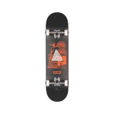 Скейтборд GLOBE G1 FAIRWEATHER Black/Red SS21