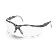 Очки Husqvarna Clear X черный/прозрачный